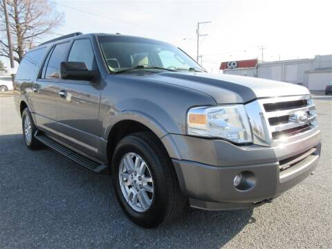 2014 Ford Expedition EL for sale at Cam Automotive LLC in Lancaster PA