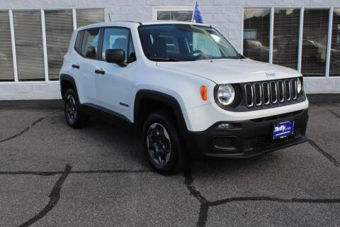 2015 Jeep Renegade for sale at Thrifty Car Sales Westfield in Westfield MA