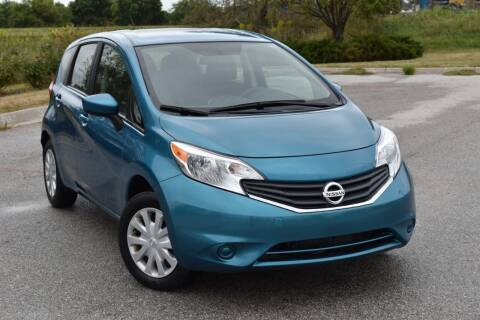 2016 Nissan Versa Note for sale at Big O Auto LLC in Omaha NE