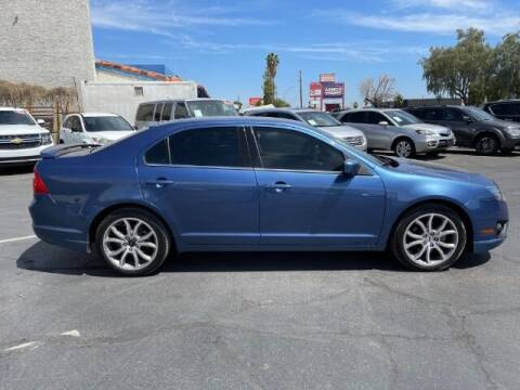 2010 Ford Fusion for sale at Brown & Brown Wholesale in Mesa AZ