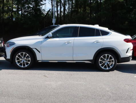 2020 BMW X6 for sale at Southern Auto Solutions - BMW of South Atlanta in Marietta GA