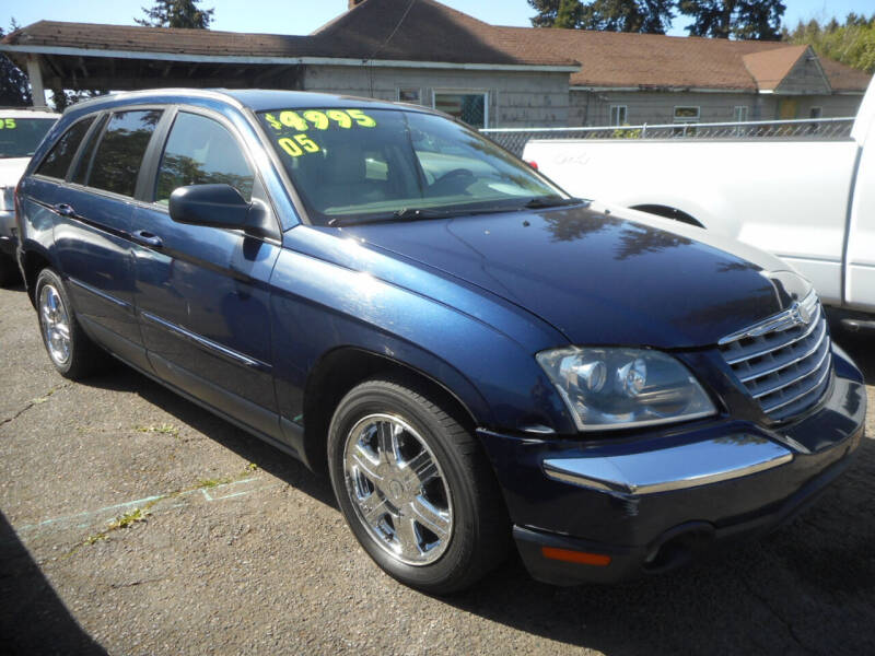 2005 Chrysler Pacifica for sale at Lino's Autos Inc in Vancouver WA