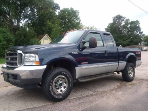 2003 Ford F-250 Super Duty for sale at NJ Quality Auto Sales LLC in Richmond IL