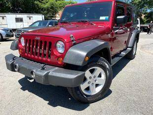 2012 Jeep Wrangler Unlimited for sale at Rockland Automall - Rockland Motors in West Nyack NY
