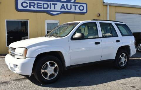 2008 Chevrolet TrailBlazer for sale at Buy Here Pay Here Lawton.com in Lawton OK