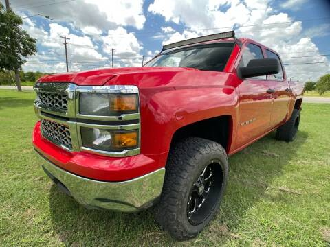 2014 Chevrolet Silverado 1500 for sale at Carz Of Texas Auto Sales in San Antonio TX