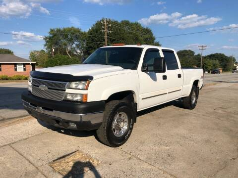 2006 Chevrolet Silverado 2500HD for sale at E Motors LLC in Anderson SC