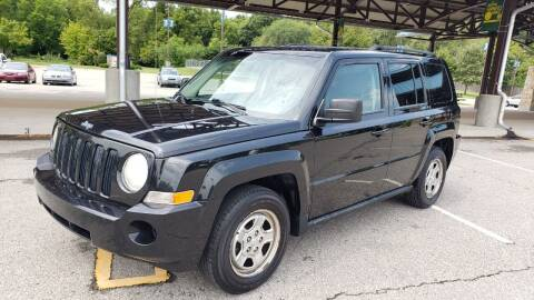 2010 Jeep Patriot for sale at Nationwide Auto in Merriam KS