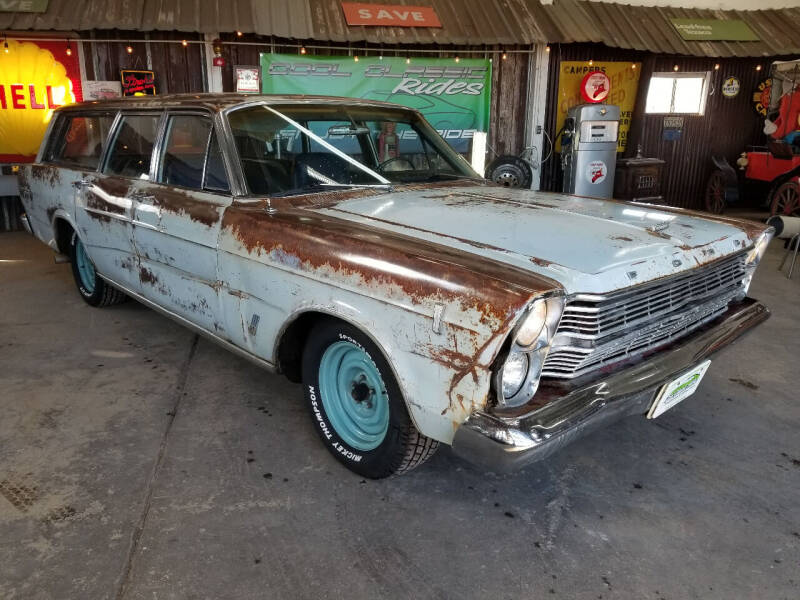 1966 Ford Country Sedan for sale at Cool Classic Rides in Redmond OR