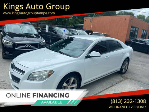 2011 Chevrolet Malibu for sale at Kings Auto Group in Tampa FL