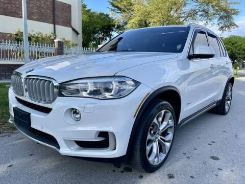 2017 BMW X5 for sale at Imperial Capital Cars Inc in Miramar FL