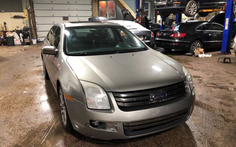 2009 Ford Fusion SE 4dr Sedan - Youngstown OH