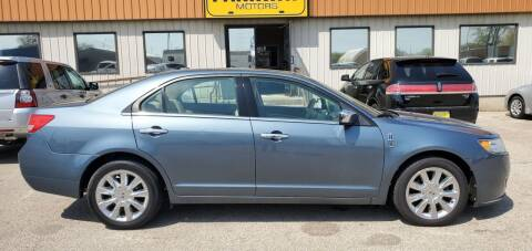 2011 Lincoln MKZ for sale at Parkway Motors in Springfield IL