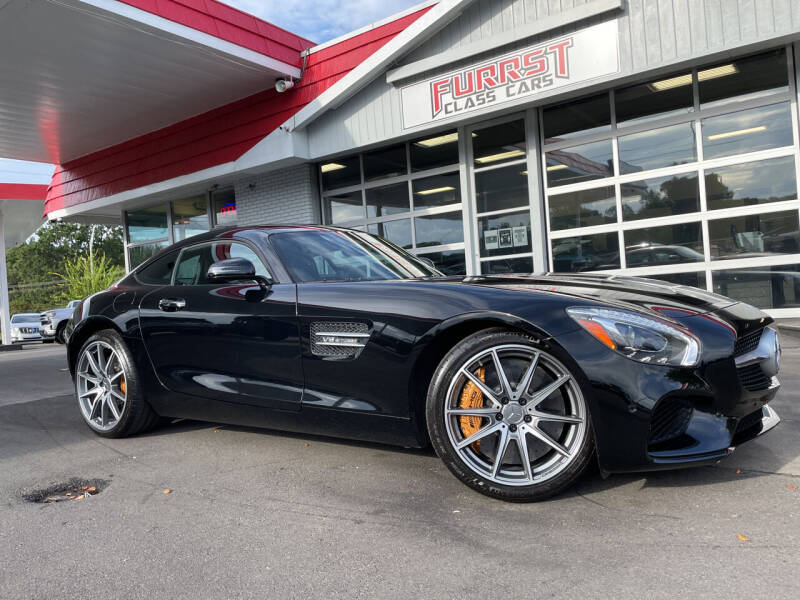 2016 Mercedes-Benz AMG GT for sale at Furrst Class Cars LLC in Charlotte NC