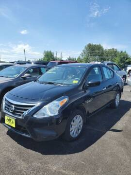 2016 Nissan Versa for sale at Jeff's Sales & Service in Presque Isle ME