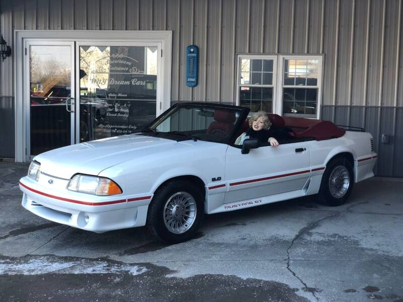 1989 Ford Mustang for sale at Online Auto Connection in West Seneca NY