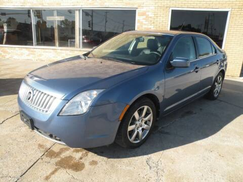 2010 Mercury Milan for sale at Kingdom Auto Centers in Litchfield IL