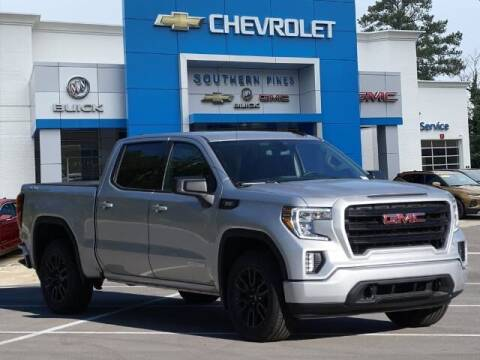 2021 GMC Sierra 1500 for sale at PHIL SMITH AUTOMOTIVE GROUP - SOUTHERN PINES GM in Southern Pines NC