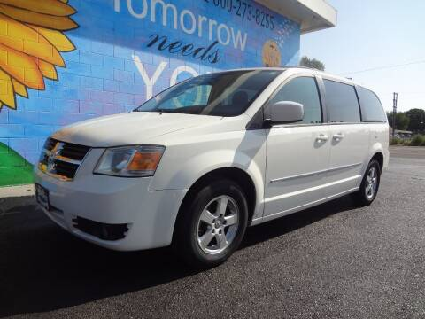 2010 Dodge Grand Caravan for sale at FINISH LINE AUTO SALES in Idaho Falls ID