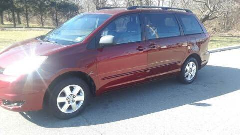 2004 Toyota Sienna for sale at Jan Auto Sales LLC in Parsippany NJ