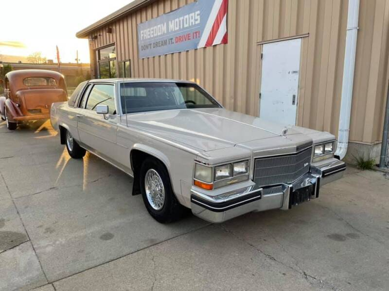 1984 Cadillac DeVille for sale in Lincoln, NE