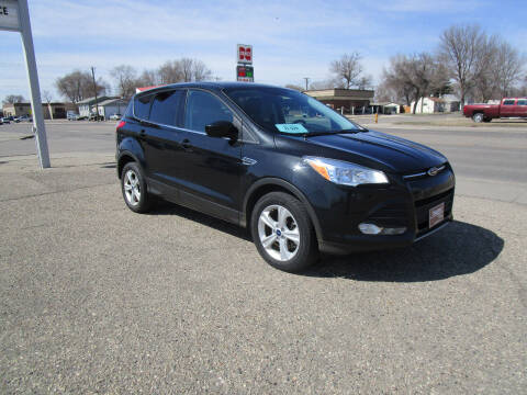 2014 Ford Escape for sale at Padgett Auto Sales in Aberdeen SD