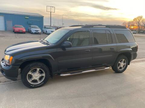 2005 Chevrolet TrailBlazer EXT for sale at Halvorson Auto in New Rockford ND