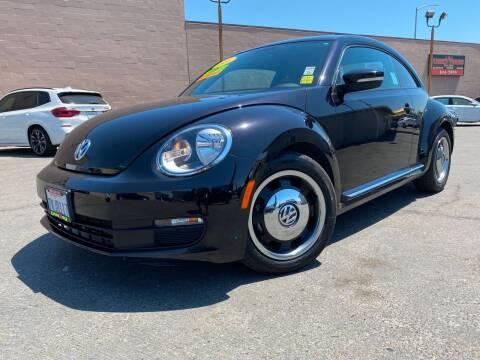 2016 Volkswagen Beetle for sale at Cars 2 Go in Clovis CA