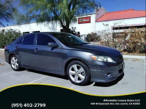 2010 Toyota Camry for sale at Affordable Luxury Autos LLC in San Jacinto CA