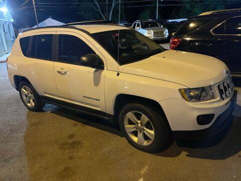 2011 Jeep Compass for sale at Tiger Auto Sales in Columbus OH