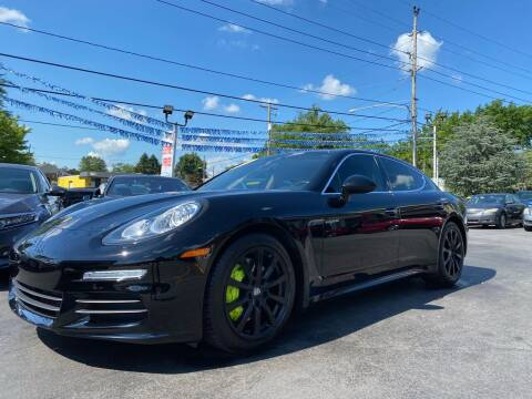 2016 Porsche Panamera for sale at WOLF'S ELITE AUTOS in Wilmington DE