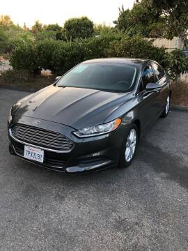 2016 Ford Fusion for sale at North Coast Auto Group in Fallbrook CA