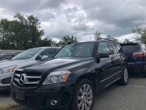 2012 Mercedes-Benz GLK for sale at Top Line Import of Methuen in Methuen MA