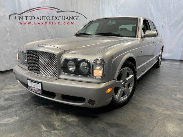 2004 Bentley Arnage for sale at United Auto Exchange in Addison IL
