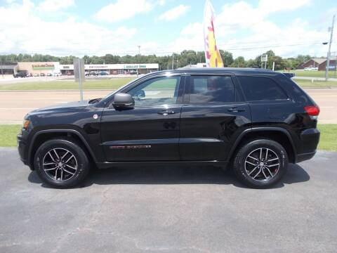 2017 Jeep Grand Cherokee for sale at West TN Automotive in Dresden TN