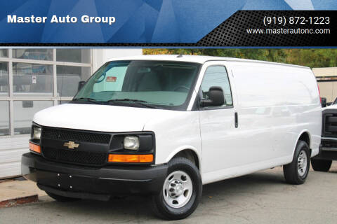 2015 Chevrolet Express Cargo for sale at Master Auto Group in Raleigh NC