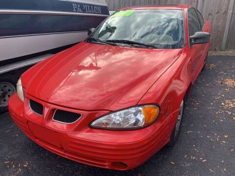 2000 Pontiac Grand Am for sale at Used Car Factory Sales & Service in Bradenton FL