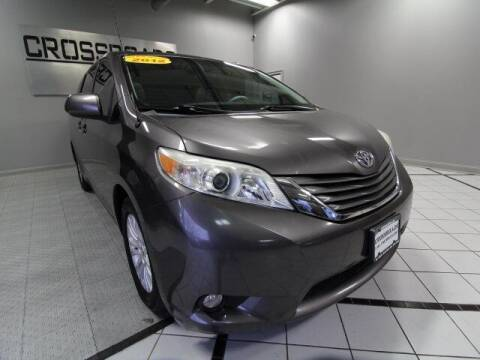 2012 Toyota Sienna for sale at Crossroads Car & Truck in Milford OH