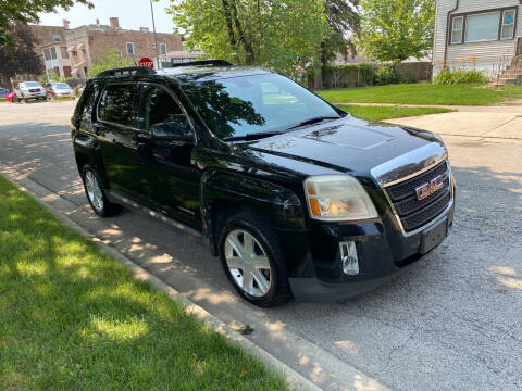 2010 GMC Terrain for sale at RIVER AUTO SALES CORP in Maywood IL