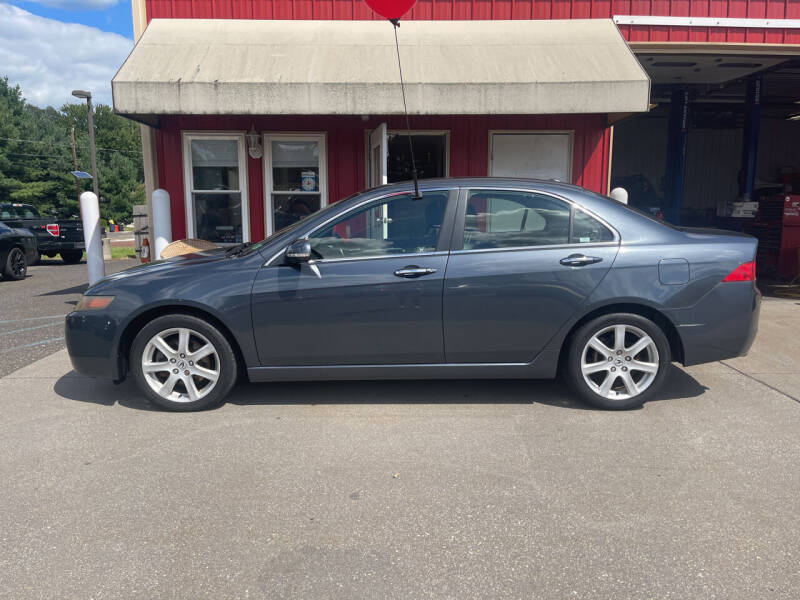 2005 Acura TSX for sale at JWP Auto Sales,LLC in Maple Shade NJ