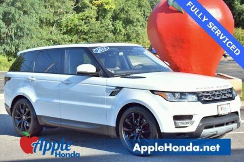 2016 Land Rover Range Rover Sport for sale at APPLE HONDA in Riverhead NY