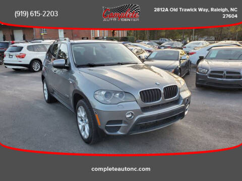 2013 BMW X5 for sale at Complete Auto Center , Inc in Raleigh NC