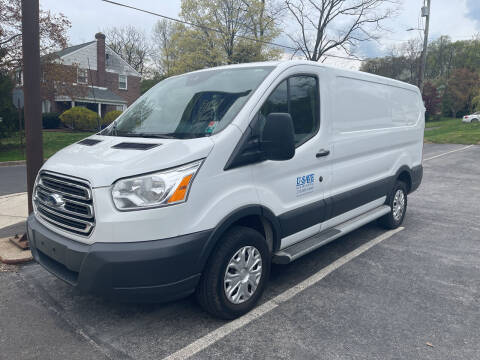 2018 Ford Transit Cargo for sale at CARSTORE OF GLENSIDE in Glenside PA
