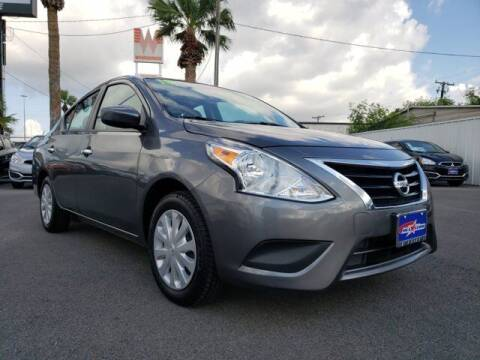 2019 Nissan Versa for sale at All Star Mitsubishi in Corpus Christi TX