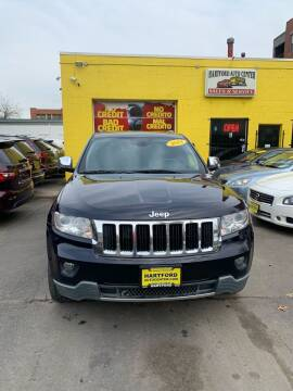 2011 Jeep Grand Cherokee for sale at Hartford Auto Center in Hartford CT