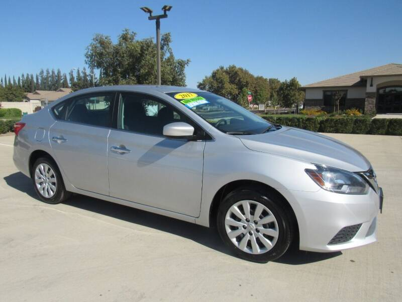 2017 Nissan Sentra for sale at Repeat Auto Sales Inc. in Manteca CA