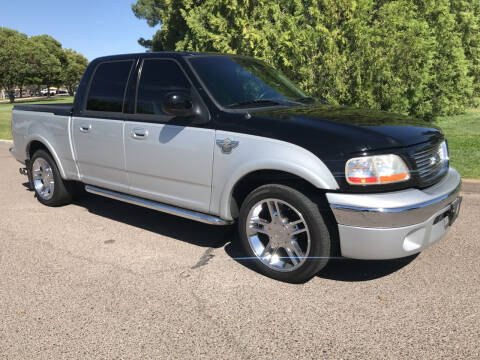 2003 Ford F-150 for sale at Freedom  Automotive in Sierra Vista AZ