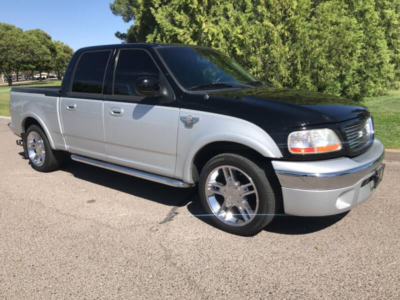 2003 Ford F-150 for sale at Freedom  Automotive in Sierra Vista AZ