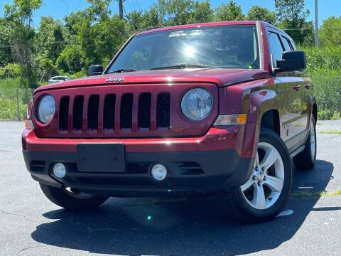 2013 Jeep Patriot for sale at MAGIC AUTO SALES in Little Ferry NJ