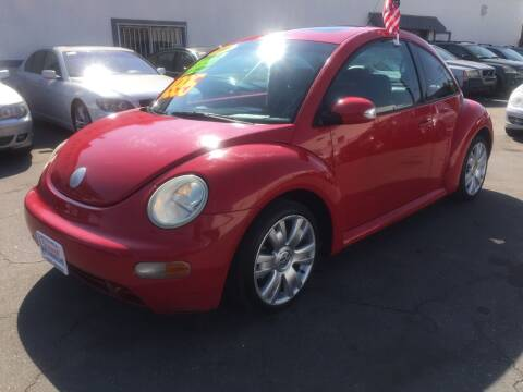 2003 Volkswagen New Beetle for sale at Oxnard Auto Brokers in Oxnard CA
